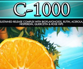 Wholesale Supplement Vitamin C-1000 Complex