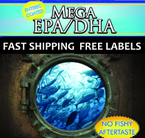 Wholesale Enteric Coated Mega EPA/DHA Supplement Supplier Distributor