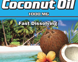 WHOLESALE COCONUT OIL SUPPLEMENT DISTRIBUTOR