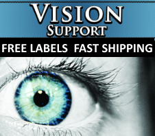 Eye Health Vision Support with Lutein Wholesale Supplement