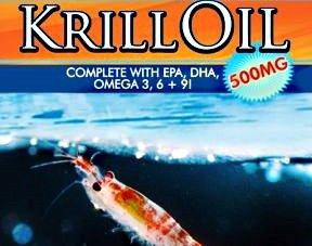 KRILL OIL OMEGA 3