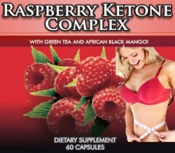 Private Label Raspberry Ketone Complex with Green Tea, Acai Fruit, African Mango, Resveratrol