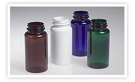 Wholesale Health Vitamin Supplement PET Bottle
