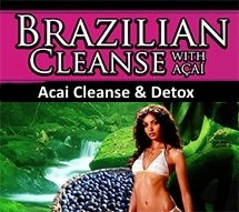 Acai Berry Brazilian Cleanse Wholesale Private Label Supplements