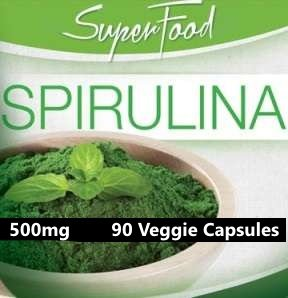 Private Label Spirulina Super Food Supplement Distributor