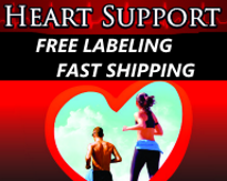 Wholesale Private Label Heart Support Supplement | Wholesale Health Supplement Supplier Distributor