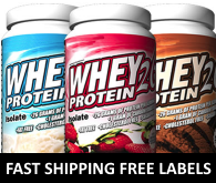 Private Label Whey Protein Supplier Wholesale Supplement Distributor