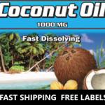 Wholesale Private Label Coconut Oil Supplement Distributor Supplier | Wholesale Vitamins