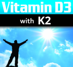 Private Label Vitamin D3 with Vitamin K-2 Wholesale Supplement Distributor