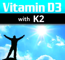 Vitamin D3 with K2  | Wholesale Private Label Vitamin Distributor Supplier