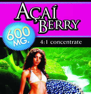 Wholesale Acai Berry Supplement | Wholesaler Vitamin Distributor Supplier