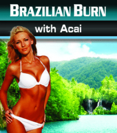 Wholesale Private Label Weight Loss Supplements Distributor - Brazilian Burn with Acai Berry