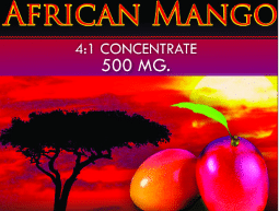 Private Label African Mango Wholesale Weight Loss Supplement Supplier