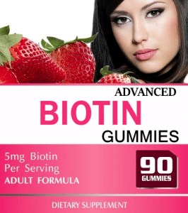 Biotin Private Label Wholesale Gummie Supplement Distributor