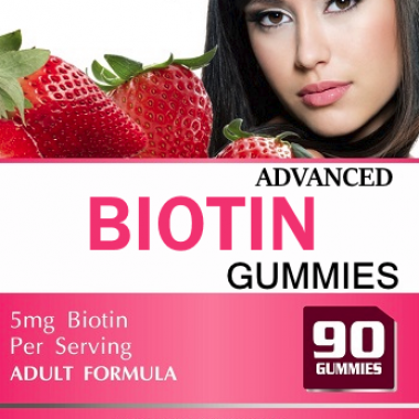 Private Label Biotin Gummy Supplement Distributor