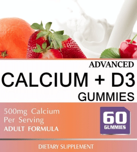 Vitamin with D3 Wholesale Gummie Private Label Supplements Distributor