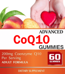 CoQ10 Wholesale Gummy Private Label Supplement Distributor