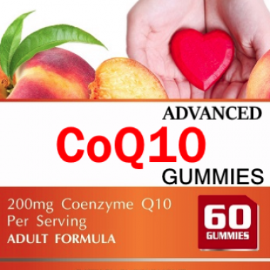Private Label CoQ10 Gummy Wholesale Supplement Distributor