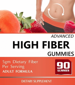 Wholesale Private Label Supplement Gummies High Fiber Supplier