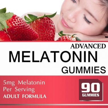 Private Label Melatonin Gummy Wholesale Supplement Distributor