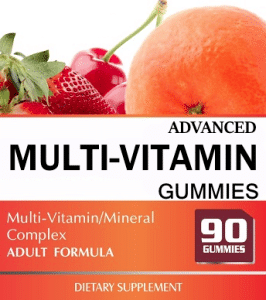 Multi-Vitamin Wholesale Gummie Supplement Distributor