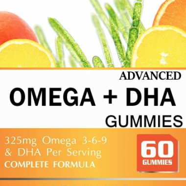 Private Label Omega with DHA Gummy Supplement Distributor