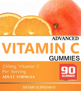 Vitamin C Wholesale Gummie Private Label Supplement Distributor
