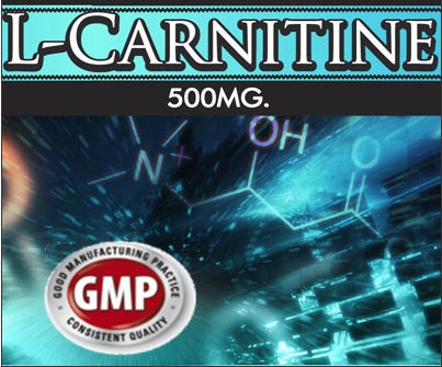 Wholesale L-Carnitine Supplement Support for Cardiovascular System | Wholesale Vitamin Supplier