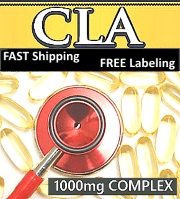 Cardiovascular Support Wholesale CLA 1000mg Supplement