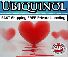 Wholesale Ubiquinol Supplement Cardiovascular Support Supplements Distributor
