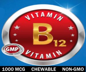 Private Label Vitamin B-12 Distributors