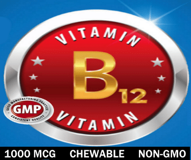 Wholesale Private Label VITAMIN B12 Supplements Distributor | Private Label Vitamins Supplements Distributor