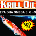 Private Label Krill Oil 500mg Wholesale Supplement Distributor