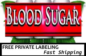 Private Label Blood Sugar Support Supplement Wholesale Distributor