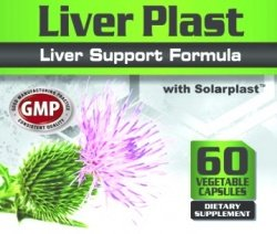 Private Label LiverPlast Liver Detoxifier Supplement Wholesale Vitamins Distributor