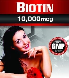 Private Label Biotin Supplement Distributor
