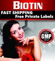 Private Label Biotin Wholesale Supplement Supplier