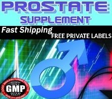 Private Label Prostate Supplement Distributors