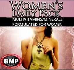 Private Label Women's Daily Pack Supplement Distributors