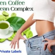 Private Label Green Coffee Bean Complex Wholesale Weight Loss Supplement Distributor