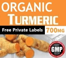 Wholesale Private Label Organic Turmeric Supplement Distributor
