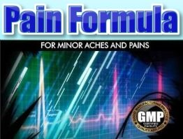 Private Label Pain Relief Formula Wholesale Supplement Distributor