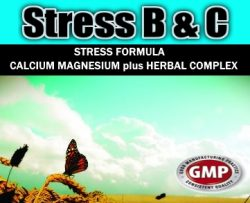 PRIVATE LABEL STRESS VITAMIN B with C COMPLEX SUPPLEMENT