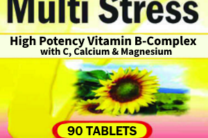 Private Label Vitamins Distributor | Private Label Wholesale Multi-Stress Vitamin-B-Complex Formula