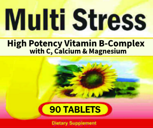 Private Label Multi-Stress Vitamin Formula | Private Label Vitamin Distributors