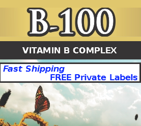 Wholesale VITAMIN B COMPLEX Supplement Sustained Release | Vitamin Distributor