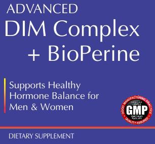 Private Label Wholesale DIM Complex Supplement Distributor