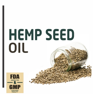 Private Label Hemp Seed Oil Supplement Supplier Distributor