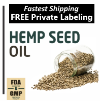 Wholesale Private Label Hemp Oil Supplement Distributor