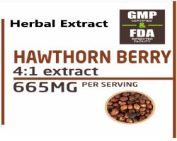 Hawthorn Berry Hot New Private Label Supplement Products